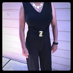 Liz Lange Black Jumpsuit